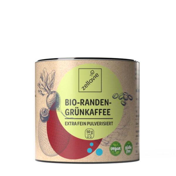 Produktbild: Zellavie® Bio-Randen-Grünkaffee