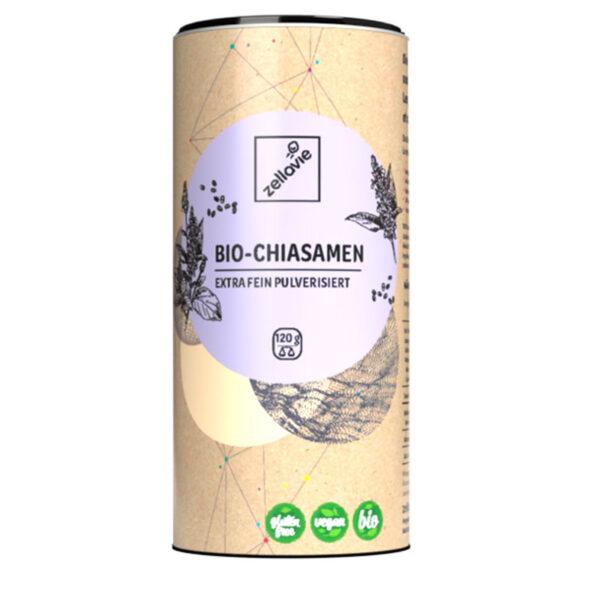 Zellavie® Bio-Chiasamen Pulver